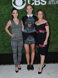 Adelaide Kane Photo - 02 June 2016 - Hollywood California - Adelaide Kane Rachel Skarsten Megan Follows Arrivals for the 4th Annual CBS Television Studios Summer Soiree held at the Palihouse Rooftop Photo Credit Birdie ThompsonAdMedia