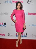 Anjelah Johnson Photo - 20 March 2014 - Hollywood California - Anjelah Johnson Arrivals for the Unlikely Heroess Love Is Heroic Spring event at Supperclub in Hollywood Photo Credit Birdie ThompsonAdMedia