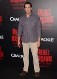 Kim Novak Photo - 11 March 2015 - Los Angeles California - Rob Riggle  Arrivals for Crackles world premiere original feature film Dead Rising Watchtower held at the Kim Novak Theater at Sony Pictures Studios Photo Credit Birdie ThompsonAdMedia