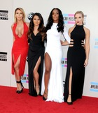 ANDREA FIMBRES Photo - 24 November 2013 - Los Angeles California - Aubrey ODay Andrea Fimbres Dawn Richards Shannon Bex Danity Kane 2013 American Music Awards - Arrivals held at Nokia Theatre LA Live Photo Credit Byron PurvisAdMedia
