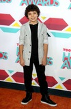 Cameron Ocasio Photo - 17 November 2013 - Hollywood California - Cameron Ocasio 2013 TeenNick HALO Awards held at the Hollywood Palladium Photo Credit Kevan BrooksAdMedia