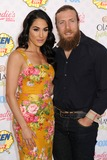 Brie Bella Photo - 10 August 2014 - Los Angeles California - Brie Bella Daniel Bryan Teen Choice Awards 2014 - Arrivals held at the Shrine Auditorium Photo Credit Byron PurvisAdMedia