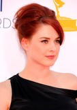 Alexandra Breckenridge Photo - 23 September 2012 - Los Angeles California - Alexandra Breckenridge 64th Primetime Emmy Awards - Arrivals held at Nokia Theatre LA LIVE Photo Credit Byron PurvisAdMedia