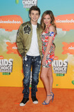 Jack Griffo Photo - 12 March 2016 - Inglewood California - Jack Griffo Ryan Newman 2016 Nickelodeon Kids Choice Awards held at The Forum Photo Credit Byron PurvisAdMedia