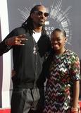 Cori Broadus Photo - 24 August  2014 - Inglewood California - Snoop Dogg Cori Broadus Snoop Lion 2014 MTV Video Music Awards held at The Forum Photo Credit F SadouAdMedia