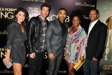 Tyler Lepley Photo - 10 March 2014 - Hollywood California - Eva Tamargo Aaron OConnell Tyler Lepley Crystal R Fox Patrick Faucette The Single Moms Club Los Angeles Premiere held at Arclight Cinemas Photo Credit Byron PurvisAdMedia
