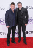 Dean Sams Photo - 18 January 2017 - Los Angeles California - Dean Sams Michael Britt 2017 Peoples Choice Awards held at the Microsoft Theater Photo Credit Birdie ThompsonAdMedia