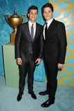 Charlie Carver Photo - 11 January 2015 - Beverly Hills California - Max Carver Charlie Carver HBOs 2015 Golden Globes Post Party held at Circa 55 Photo Credit Byron PurvisAdMedia