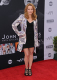 Lea Thompson Photo - 09 June 2016 - Hollywood Lea Thompson Arrivals for the  American Film Institutes 44th Life Achievement Award Gala Tribute to John Williams held at Dolby Theater Photo Credit Birdie ThompsonAdMedia