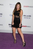 Jacquie Lee Photo - 18 December 2013 - Los Angeles California - Jacquie Lee Justin Biebers Believe World Premiere held at Regal Cinemas LA Live Photo Credit Byron PurvisAdMedia
