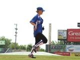 Allison Sweeney Photo - 07 June 2014 - Las Vegas Nevada - Allison Sweeney  2014  City of Hope Celebrity Softball Game at Hershel Greer Stadium Photo Credit MJTAdMedia