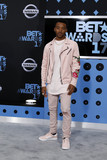 Algee Smith Photo - Algee Smithat the BET Awards 2017 Microsoft Theater Los Angeles CA 06-25-17