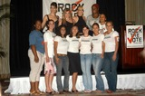 The Dixie Chicks Photo - Dixie Chicks with Rock The Vote staff at Rock The Vote Launches New Online Voter Registration Campaign with The Dixie Chicks Hotel Del Mar Santa Monica Calif 07-21-03