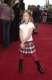Liliana Mumy Photo - Liliana Mumy at the premiere of Disneys Santa Clause 2 at the El Capitan Theater Hollywood CA 10-27-02