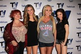 Kitten Natividad Photo - Kitten Natividad Jessica Kinni Mary Carey Erika Jordanat Politically Naughty with Mary Carey TradioV Studios Los Angeles CA 07-01-13