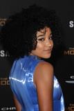 Amandla Stenberg Photo - Amandla Stenbergat The Hunger Games Mockingjay Part II Los Angeles Premiere Microsoft Theater Los Angeles CA 11-16-15