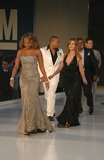 Mekhi Phifer Photo - L-R Mary J Blige Denise Richards Donald Faison Mekhi Phifer and Shane Westinside at the 2006 GM TEN Fashion Show Paramount Studios Hollywood CA 02-20-07