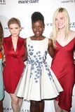 Kate Mara Photo - Kate Mara Lupita Nyongo Elle Fanningat the Marie Claire Hosting Fresh Faces Party Soho House West Hollywood CA 04-08-14