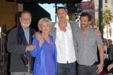 Taylor Hackford Photo - Helen Mirren Taylor Hackford and sonsat Helen Mirrens induction ceremony into the Hollywood Walk of Fame Hollywood CA 01-03-13