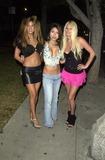 Tracy Dali Photo - Tracy Dali Aiko Tanaka and Lana Kinner at a birthday party for Bench Warmer founder Bliss Los Angeles CA 09-05-03