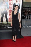 Ali Cobrin Photo - Ali Cobrinat the Neighbors World Premiere Village Theater Westwood CA 04-28-14
