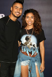Paige Hurd Photo - Quincy Brown Paige Hurdat the Honda Stages An Exclusive Evening with STAR iHeart Theater Burbank CA 03-14-17