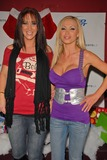 Nikki Benz Photo - Jayden Jaymes and Nikki Benz at Bridgetta Tomarchio B-Day Bash and Babes in Toyland Toy Drive Lucky Strike Hollywood CA 12-04-09