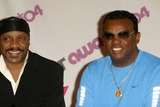 Ernie Isley Photo - Isley Brothers Ernie Isley and Ron Isley at the 2004 BET Awards Nominees Announcement Renaissance Hotel Hollywood CA 05-12-04