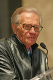 Larry King Photo - Larry Kingat the Ryan Seacrest Honored with a Star on the Hollywood Walk Of Fame Hollywood Blvd Hollywood CA 04-20-05