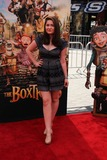 Emma Kenney Photo - Emma KenneyThe Boxtrolls Los Angeles Premiere Universal Studios Universal City CA 09-21-14David EdwardsDailyCelebMediaPunch
