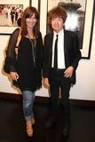 Kathy Valentine Photo - Kathy Valentine Rodney Bingenheimerat the Hell In The City Of Angels Chris Stein Photo Exhibition Opening Morrison Hotel Gallery West Hollywood CA 08-09-13