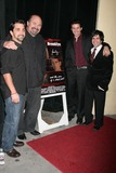 James Madio Photo - James Madio and Robert Costanzo with Ronnie Marmo and Danny Cistone at the world premiere of West Of Brooklyn Theater 68 Los Angeles CA 02-19-08