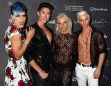 Ava Capra Photo - Sham Ibrahim Justin Jedlica Ava Capra Brandon Baileyat the Ava Capra 21st Birthday Party Sponsored by Andrew S Warren Real Estate Group and Photomundo International Entertainment Private Location Beverly Hills CA 08-30-16