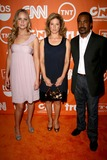 Jennifer Lawrence Photo - Jennifer Lawrence with Nancy Travis and Tim Meadows at the Turner Networks Summer 2008 TCA press Tour Beverly Hilton Hotel Beverly Hills CA 07-11-08