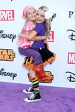 Mia Talerico Photo - Mia Talerico McKenna Graceat the VIP Disney Halloween Event Disney Consumer Product Pop Up Store Glendale CA 10-01-14David EdwardsDailyCelebcom 818-915-4440