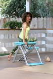 Pilate Photo - LOS ANGELES - JAN 5  Susan Lucci Pilates Segment at the All My Children Reunion on Home and Family Show at Universal Studios on January 5 2017 in Los Angeles CA
