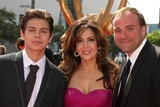 Jake T Austin Photo - LOS ANGELES - SEP 10  Jake T Austin Maria Canals-Barrera David DeLuise arriving at the Celebration of LA ARTS MONTH at Calvin Klein Store on September 10 2011 in Los Angeles CA