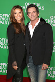 Ann Russell Photo - LOS ANGELES - DEC 7  Lisa Ann Russell Jeff Probst at the Office Christmas Party Premiere at Village Theater on December 7 2016 in Westwood CA