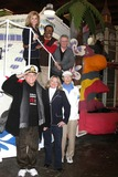 Lauren Tewes Photo - LOS ANGELES - DEC 30  Top (L-R) Jill Whelan Ted Lange Fred Grandy Bottom (L-R) Gavin MacLeod Lauren Tewes Bernie Kopell at the Original Love Boat Cast decorates Princess Cruises Rose Parade Float at a Rosemont Pavilion on December 30 2014 in Pasadena CA