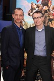 Anthony Stacchi Photo - LOS ANGELES - SEP 21  Graham Annable Anthony Stacchi at the The Boxtrolls Los Angeles Premiere at Universal City Walk on September 21 2014 in Los Angeles CA