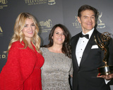 Daphne Oz Photo - LOS ANGELES - APR 30  Daphne Oz Guest Dr Mehmet Oz Outstanding Talk Show - Informative in the 44th Daytime Emmy Awards Press Room at the Pasadena Civic Auditorium on April 30 2017 in Pasadena CA
