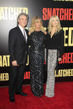 Kate Hudson Photo - LOS ANGELES - MAY 10  Kurt Russell Goldie Hawn Kate Hudson at the Snatched World Premiere at the Village Theater on May 10 2017 in Westwood CA