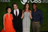 Aaron Jennings Photo - LOS ANGELES - JUN 2  Benda Song Dermot Mulroney Odette Annable Aaron Jennings at the 4th Annual CBS Television Studios Summer Soiree at the Palihouse on June 2 2016 in West Hollywood CA