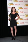 Margo Harshman Photo - Margo Harshman  in the Press Room of the ShoWest Awards Gala at the Paris Hotel  Casino in Las Vegas NV on April 2 2009