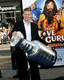 Stanley Love Photo - Chris Osgood of the Detroit Redwings with the Stanley CupLove Guru PremiereGraumans Chinese Theater Los Angeles CAJune 11 2008