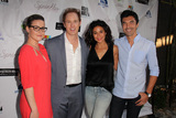 Anthony Dale Photo - LOS ANGELES - JUL 29  Kathleen Robertson Raphael Sbarge Emmanuelle Chriqui Ian Anthony Dale at the A Concrete River Premiere at the Laemmle NoHo 7 on July 29 2015 in North Hollywood CA