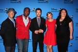 Anastasia Phillips Photo - LOS ANGELES - AUG 4  Luis Antonio Ramos Isiah Whitlock Jr Matt Long Anastasia Phillips Lorraine Bruce arrives at the ABC Summer 2013 TCA Party at the Beverly Hilton Hotel on August 4 2013 in Beverly Hills CA