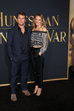 LUKE HEMSWORTH Photo - LOS ANGELES - APR 11  Luke Hemsworth Samantha Hemsworth at the The Huntsman Winters War American Premiere at the Village Theater on April 11 2016 in Westwood CA