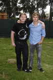 Chris Brochu Photo - LOS ANGELES - JUN 12  Doug Brochu Chris Brochu arriving at the 22nd Annual Time for Heroes Celebrity Picnic o benefit the Elizabeth Glaser Pediatric AIDS Foundation at Wadsworth Theater on June 12 2011 in Westwood CA
