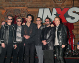 JD Fortune Photo - INXS with new lead singerJD FortuneRockstar INXS FinaleCBS Television CitySeptember 20 2005